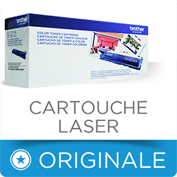 Cartouche laser Brother© TN110Y