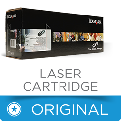 Lexmark® 80C1XK0 Laser Cartridge