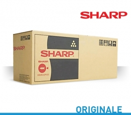 Cartouche laser Originale SHARP MX51NTYA JAUNE-1