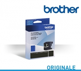 Cartouche Jet d'encre Originale Brother LC201CS CYAN-1