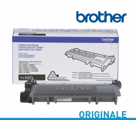 Cartouche Laser Brother TN-660 NOIR Originale-1
