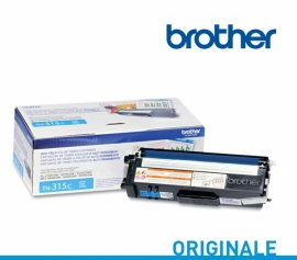 Cartouche Laser Brother TN-315C CYAN Originale-1
