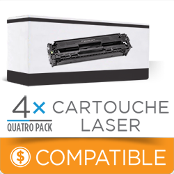 QUATTRO PACK BROTHER© TN221 CMYK COMPATIBLES-1