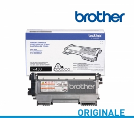 Cartouche laser Originale Brother TN450 NOIR-1