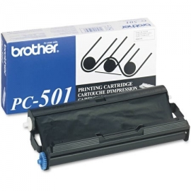 Cartouche Laser Brother PC-501 NOIR Originale-1