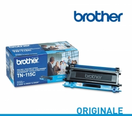 Cartouche Laser Brother TN-115C CYAN Originale-1