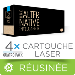 Cartouche laser Recyclée Brother® TN115 QUATROPACK BK/C/M/Y-2