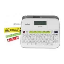 Brother© P-TOUCH PTD400AD tiqueteuse polyvalente avec adaptateur secteur-1