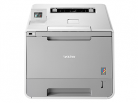 Brother® – HL-L9200CDW Colour Laser Printer with Wireless Networking and Duplex-1