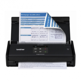 Brother© - ADS-1000W SCANNER COULEUR SANS FIL COMPACT-1