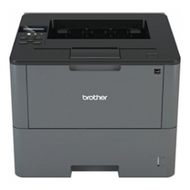Brother® – HL-L6200DW Business Laser Printer with Wireless Networking, Two-sided Printing-1