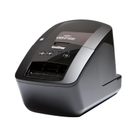 BROTHER® P-TOUCH QL-720NW Imprimante d'étiquettes professionnelle