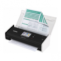 Brother® - ADS-1500W SCANNER COULEUR SANS FIL COMPACT AVEC ÉCRAN TACTILE