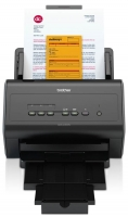 Brother® - ADS-2400N Scanner de document haute vitesse réseau